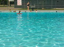Parkers Prairie MN Pool