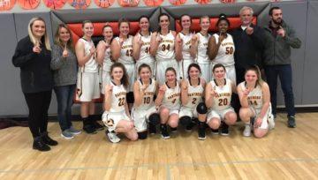 Parkers Prairie Girls Basketball