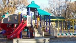 Parkers Prairie City Park