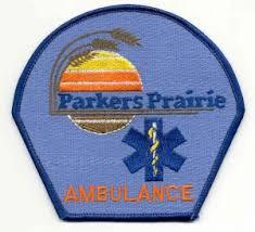 Parkers Prairie Ambulance