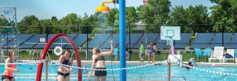 Parkers Prairie Aquatic Center