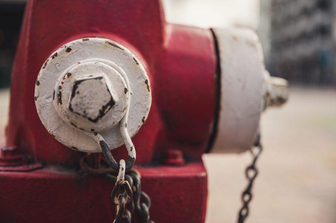 Parkers Prairie Fire Hydrant Flush