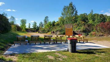Parkers Prairie Shooting Range