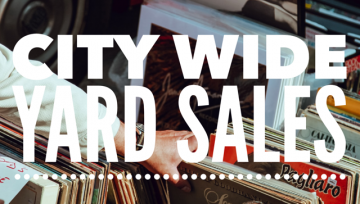 City Wide Yard Sales