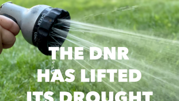 Water Restriction Ban Lifted
